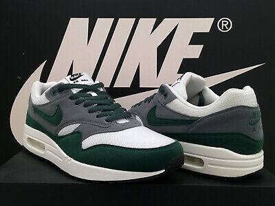 VTG 2017 NIKE Air Max 1 Uk10 Eu45 Pine Green 87 I Atmos