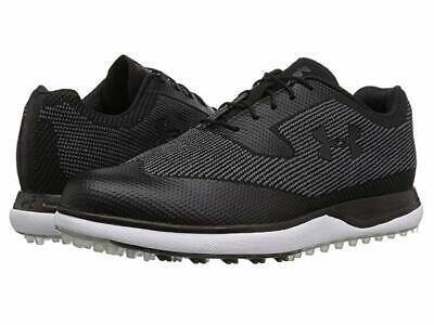 Under Armour Tour Tips Knit Spikeless Men's Golf Shoes - Select Size & Color