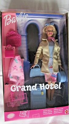 SPECIAL EDITION BARBIE  GRAND HOTEL  year 2001 model 50576  NRFB