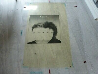 QUEEN, FREDDIE MERCURY, Brian May, Roger Taylor, MIRACLE Printer's transparency