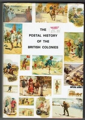 Book - the postal History of British Borneo by Edward B. Proud