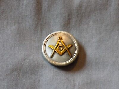 Past Master No Square Concho Leather Items Freemason Fraternity NEW!