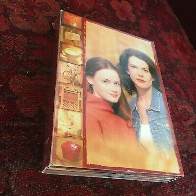 The Gilmore Girl Dvd. Complete First Season. 6 Dvds. Region 2 Only