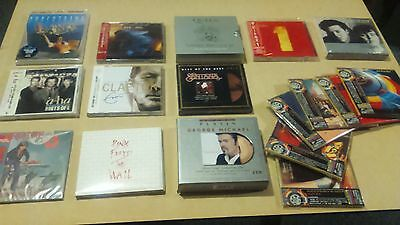 Lot of pop rock CD SACD DVD-Audio Blu-Spec dts gold many rare Japan Euro import