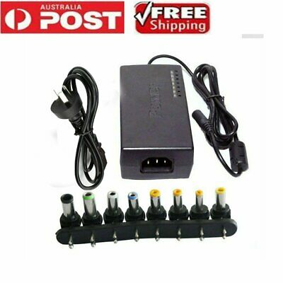 Universal Power Supply Charger for Laptop & Notebook AC/DC Power Adapter 96W