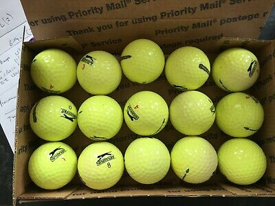 46cb1047cf1 48 ( 4 dozen) SLAZENGER assorted used golf balls Quality AAAAA/AAAA