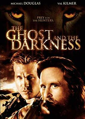 The Ghost and the Darkness Michael Douglas DVD R  Action & Adventure Region 1 AA