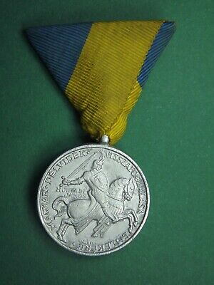 Commemorative Medal for the Return of Southern Hungary / ALUMINIUM