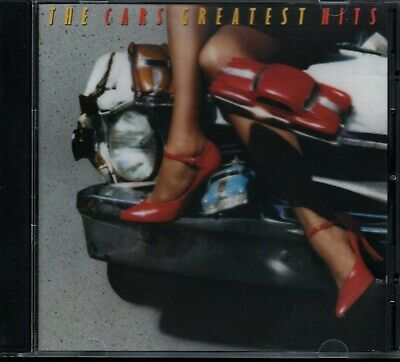 THE CARS - Greatest Hits - CD Album *Best Of**Collection**Singles*