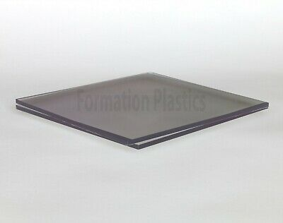 CLEAR Polycarbonate Sheet Cut To Size Custom Free Polished Edges Panels