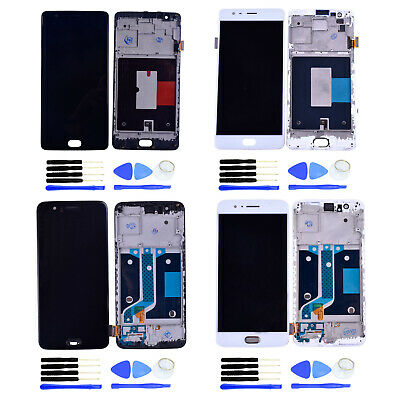 LCD Display Touch Screen Digitizer Assembly Replacement for OnePlus 1+3 3T 5
