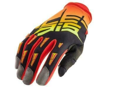 Guanti Acerbis Mx 2 Gloves Cross/Enduro Nero/Arancio