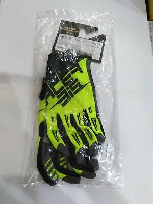 Guanti Acerbis Mx 2 Gloves Cross/Enduro Nero/Giallo Fluo