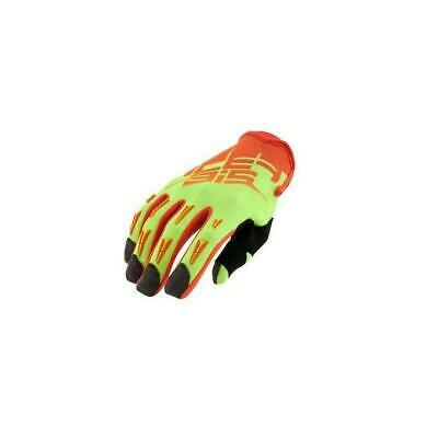 Guanti Acerbis Mx 2 Gloves Cross/Enduro Giallo Fluo/Arancio