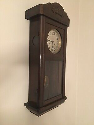 Antique pendulum Chiming wall clock