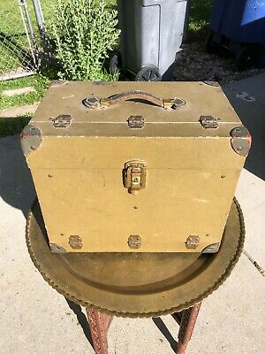 US Air Force Army Photo Tool & Repair Kit - WWII Field Box Cappel & Sons RARE