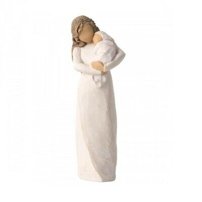 Willow Tree 27799 Sanctuary Mother and Baby Figurine
