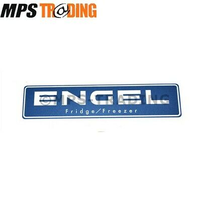 ENGEL PORTABLE FRIDGE-FREEZERS DECAL STICKER 240MM x 55MM