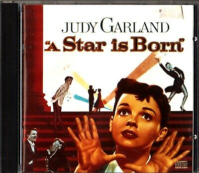 JUDY GARLAND - A Star Is Born Soundtrack/Score CD 1988 Ray Heindorf/Tommy Noonan