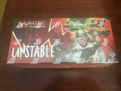 Unstable Magic the Gathering MTG Booster Box Sealed