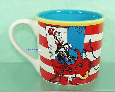 e9f7889c Dr Seuss Cat In The Hat Coffee Tea Mug If Mother Could See This Coffee Cup