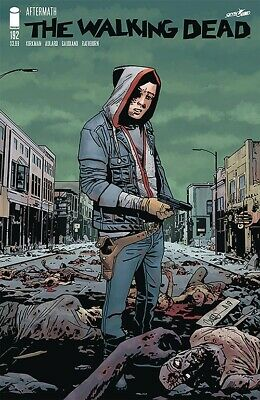 Walking Dead 192 A death of Rick Grimes 1st printing