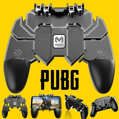 Phone Console Mobile Gaming GamePad  Handheld Game Controller Trigger For PUBG