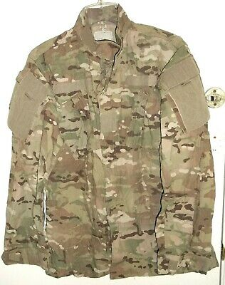 NEW OCP MULTICAM FRACU Uniform - Large Regular NWT top and