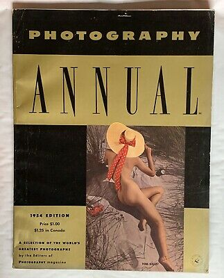 Photography Annual 1954, Selection of worlds Greatest photographs