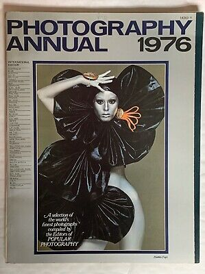 Photography Annual / Magazine 1976, Selection of worlds Finest photographs