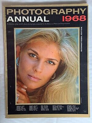 Photography Annual / Magazine 1968, Selection of worlds Finest photographs
