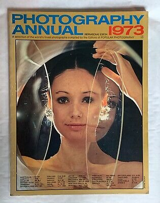 Photography Annual / Magazine 1973, Selection of worlds Finest photographs