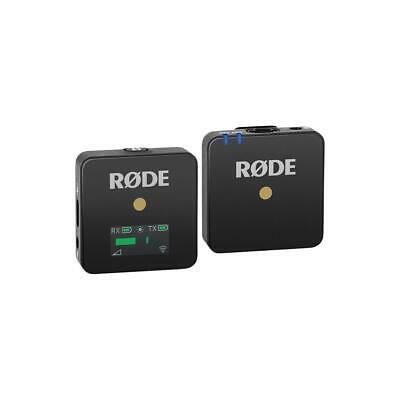 Rode Microphones Wireless GO Compact Microphone System, Transmitter and Receiver