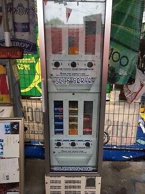 Cold Drinks Vending Machine