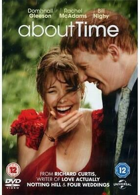 About Time (DVD, 2014)