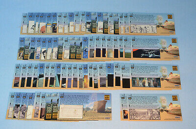 Star Wars Trilogy Special Edition - LOT - TOPPS Widevision Cards 1997 - 71 Stück