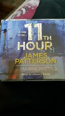 11th Hour: (Women's Murder Club 11) by James Patterson (Audiobook CD) Abridged