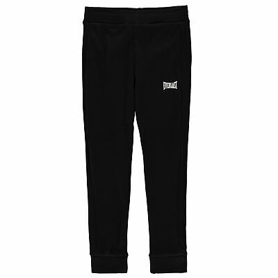 Everlast I L Pant Girls Jersey Jogging Bottoms Trousers Pants