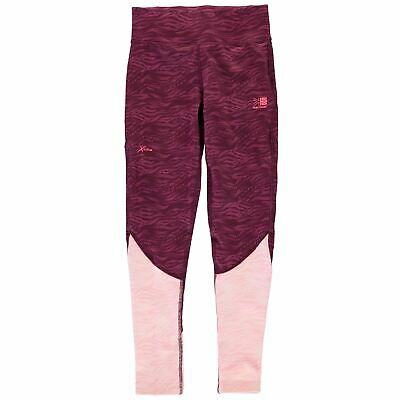 Karrimor X Lite Tights Youngster Girls Performance Pants Trousers Bottoms