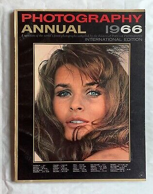 Photography Annual / Magazine 1966, Selection of worlds Finest photographs