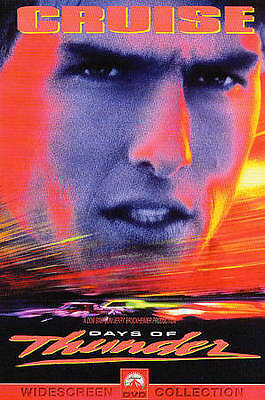 Days of Thunder (DVD, 2013) Tom Cruise     BRAND NEW