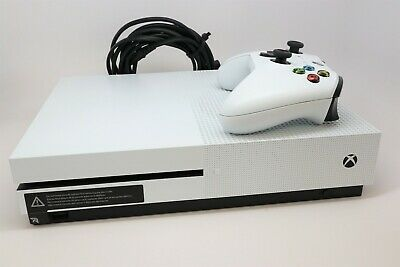 5166669a642 Microsoft xBox One S 500GB Video Game Console + Controller, Cords, & GTA5  Game