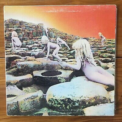 Led Zeppelin – Houses Of The Holy – Blues Rock-Hard Rock Vinyl LP – First Press