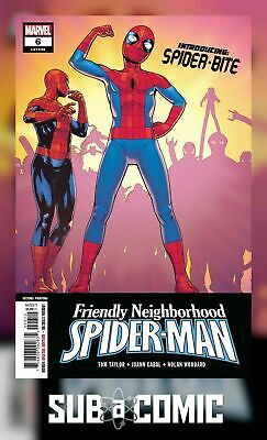 FRIENDLY NEIGHBORHOOD SPIDER-MAN #6 (MARVEL 2019 2nd Print) COMIC