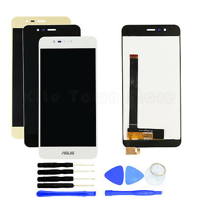 LCD Display Assembly Touch Screen Digitizer Glass+Tool For ZenFone 3 Max ZC520TL