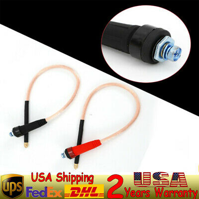 25 Square Alumina Copper Spot Welding Pen Copper Handheld Spot Welder+Connectors