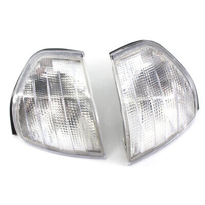 Indicator Lamp Shell Case Housing Clear For Benz W202 1994-00 2028261143 / 1243