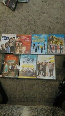 How I Met Your Mother - Series 1-9 - Complete 28 disc box set comedy cult