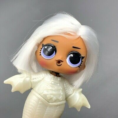Rare Lol Surprise Doll Witchay Babay Hair Goals Hairspray Series 5 Spooky toys