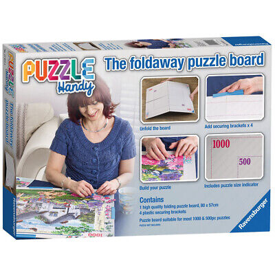 Ravensburger Puzzle Handy The Foldaway Puzzle Board For Up To 1000 Piece Puzzles